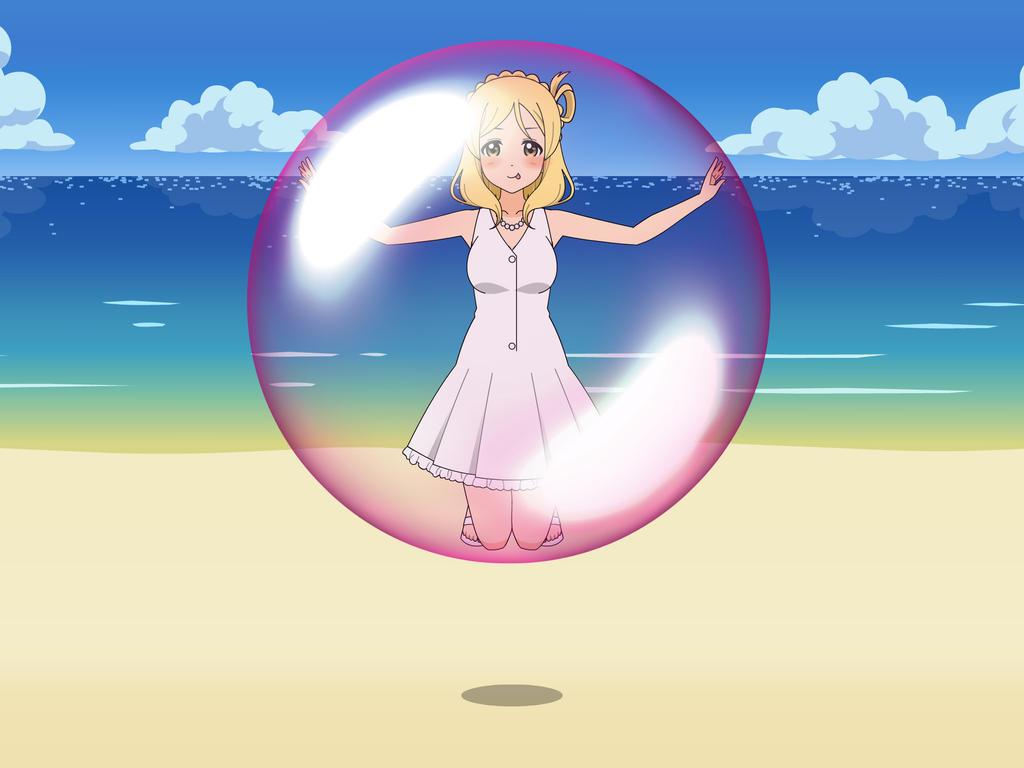Inside Bubble, Ohara Mari by sunnyDg