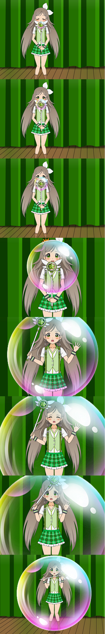 Chitose bubble Trapped by sunnyDg
