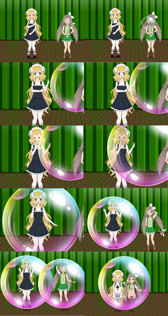 [Commis] Play fun with Bubble by sunnyDg