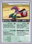 KDTTCG - Easy Dog Evo Card by RacieB
