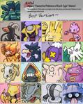 Pokemon Type Meme 3