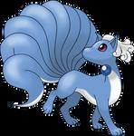 Dragonair-Ninetales Hybrid