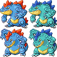 Revamp - Feraligatr by RacieB