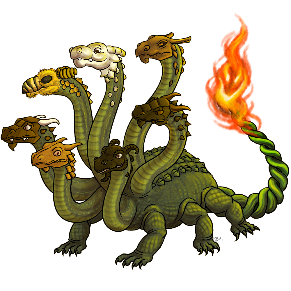 S'more Dragon