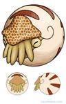 Squishable Nautilus by RacieB