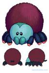 Squishable Pinktoe Tarantula