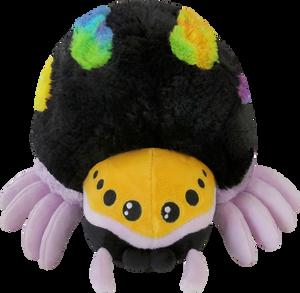 Mini Squishable Rainbow Jumping Spider
