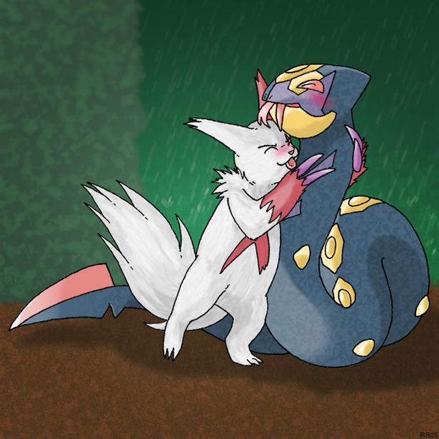 I very distinctly remember there having been a good Zangoose