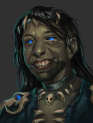 Necromancer by Alkven