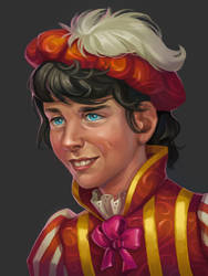2017-09-02 Squire boy by Alkven