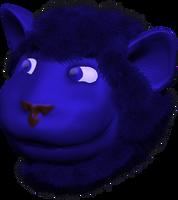 3D bombai face - night bombai by bombai-beast