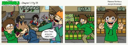 Chapter 1 / Page 13 by Eddsworld-tbatf