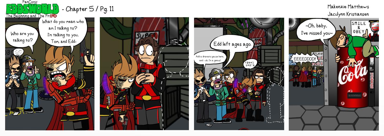 eddsworld comics tbatf