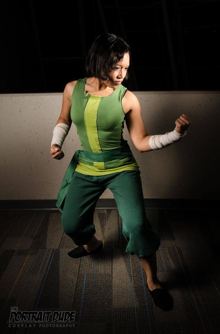 Ready to Fight by NekoYasha09er
