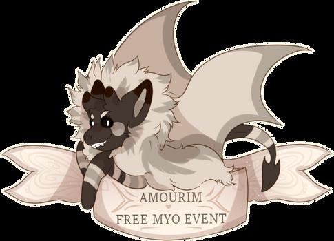 [Amourim] FREE MYO EVENT OPEN Closes 2/1/21