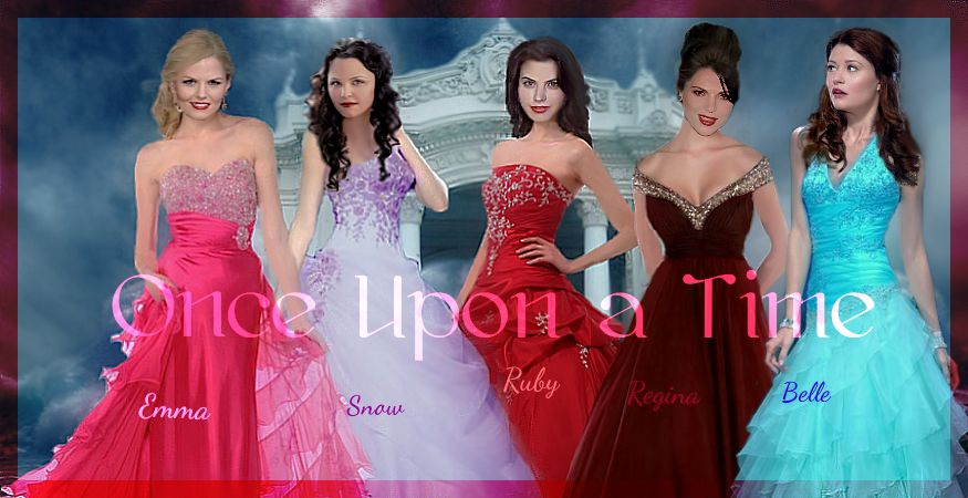Once Upon A Time: Main Female characters by Rumple4me2 on ...