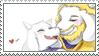 [Game Stamp] Toriel x Asgore