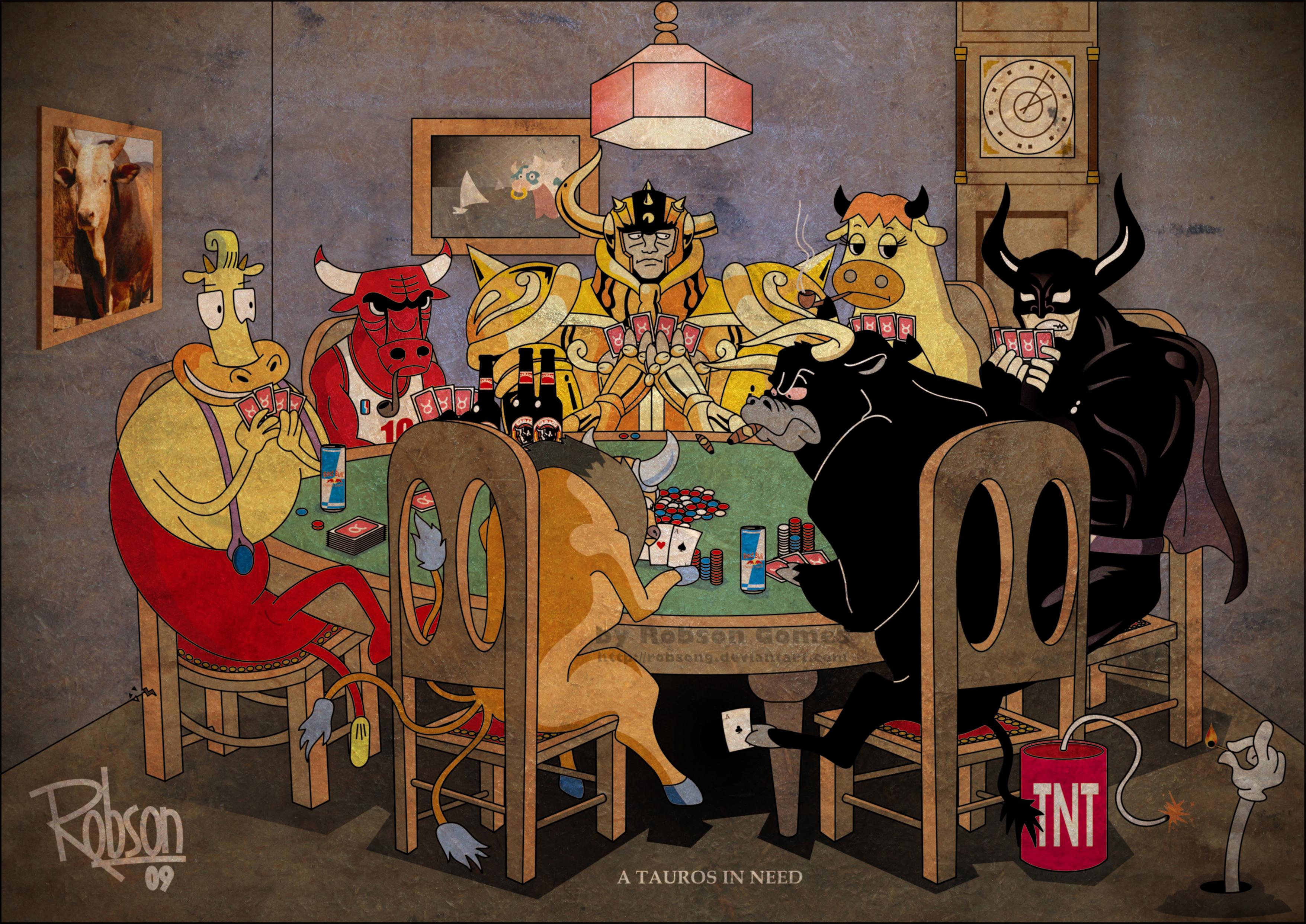 Bug poker watch dogs