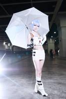 Neon Genesis Evangelion - Rei Ayanami by voizofsnow