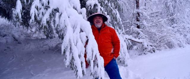 The Bushi in winter by Bushi357