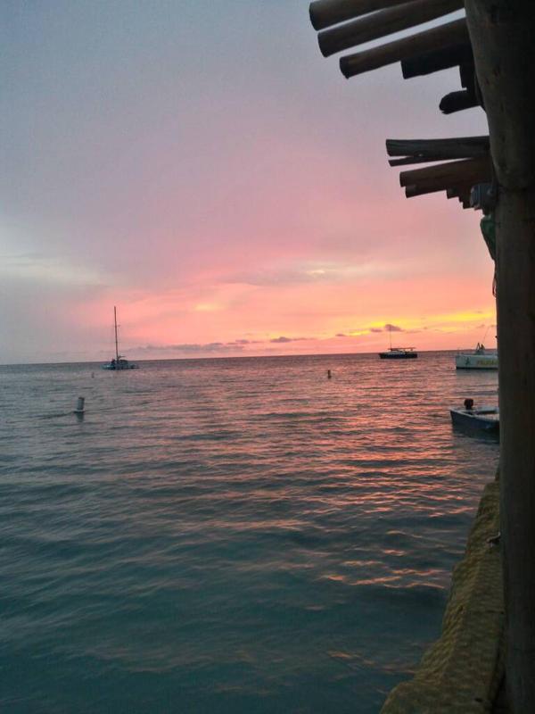 Aruba sunset by cross881