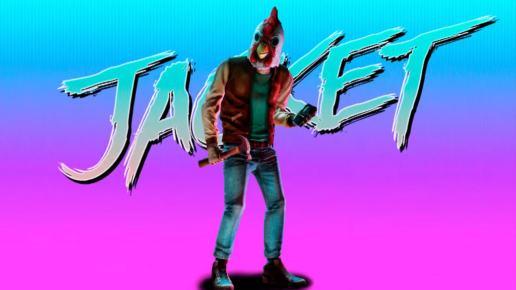 Mmd Request Jacket From Payday 2 Hotline Miami By