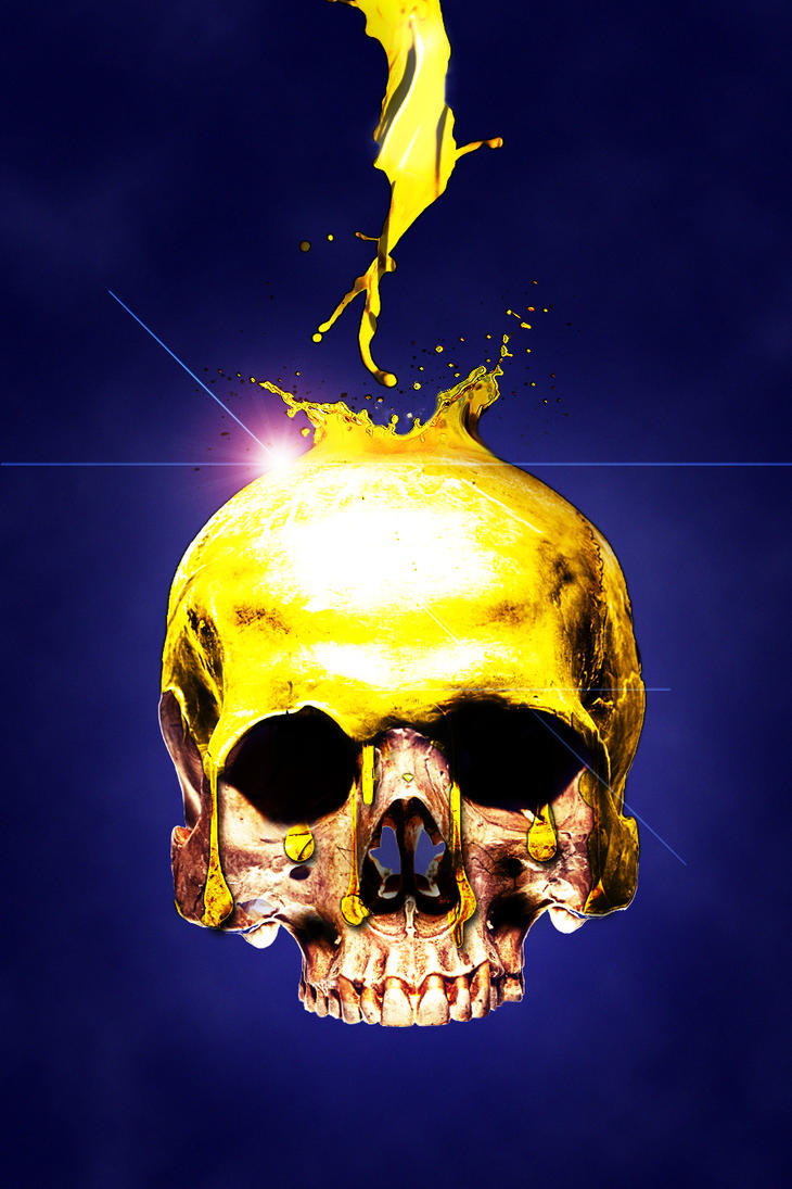 Trepanation by gold by chedoy