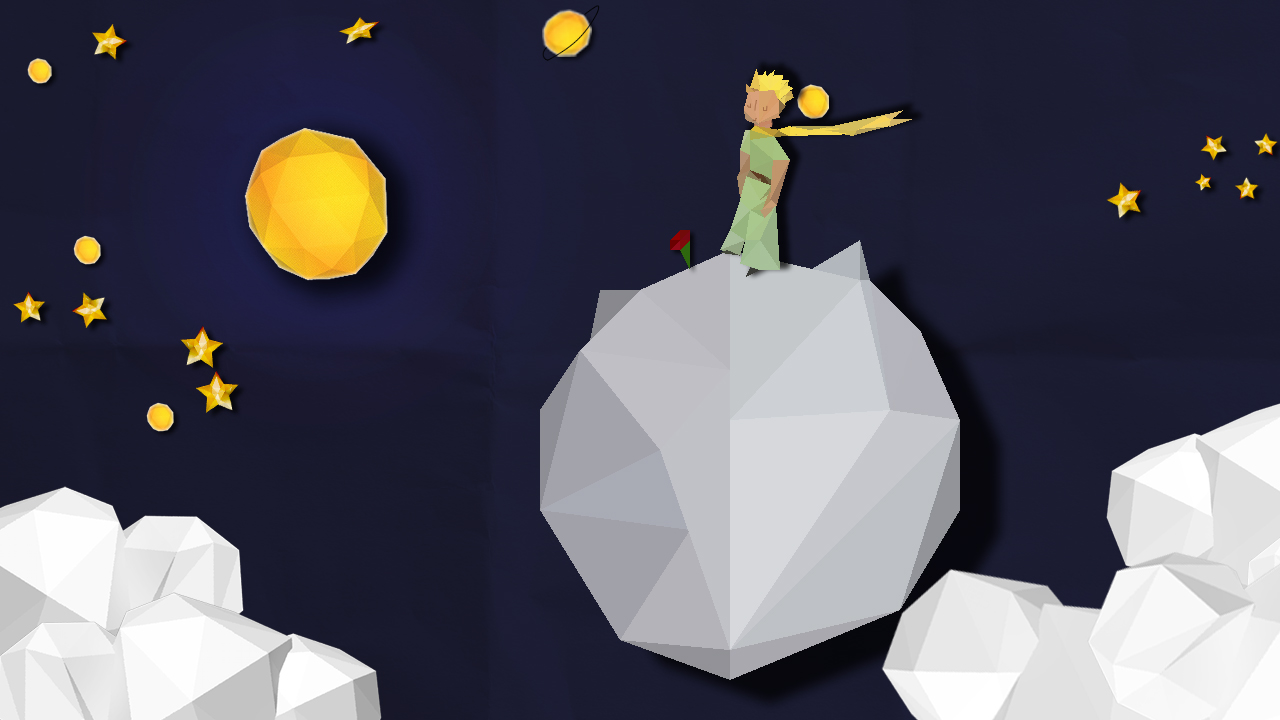 LowPoly Prince by chedoy
