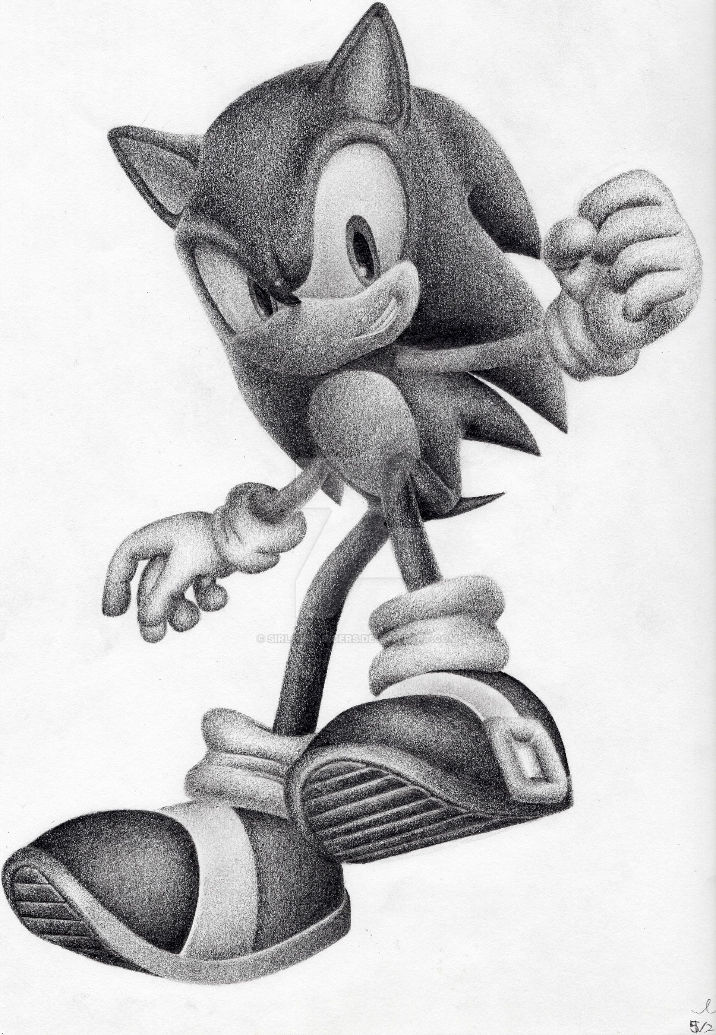 Sc Sonic By Piequalsthreeonefour