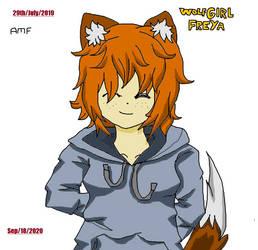 Wolfgirl Freya