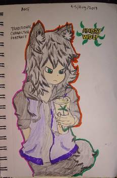 Coffee Morning - Chantelle Wolfgirl