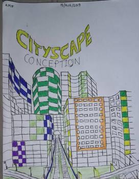 Cityscape Conception 34