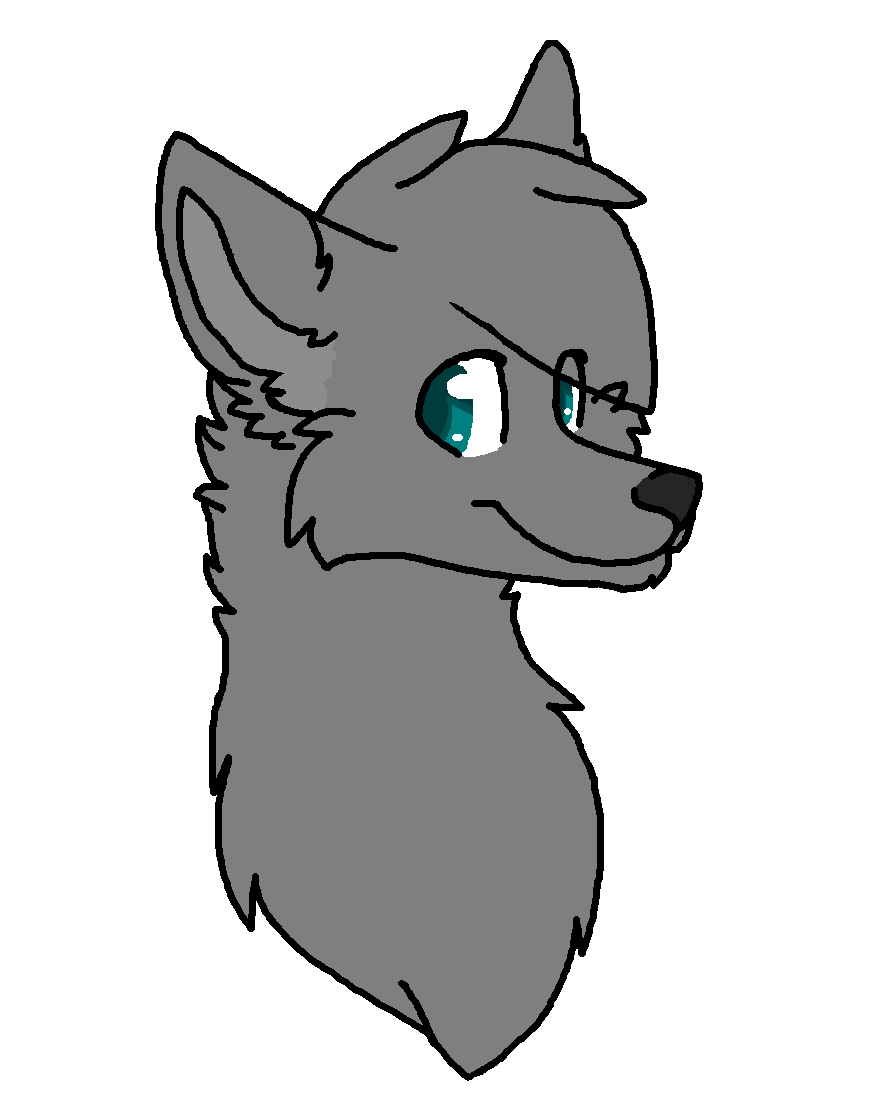 .:Headshot Example:. by wolfsmoothie