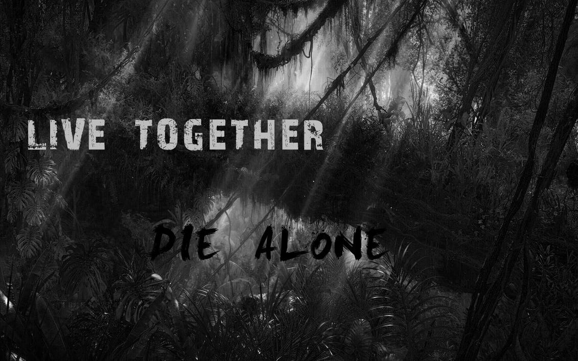 Live Together Die Alone Lost Wallpaper By Fiqs13