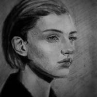 portrait drawing 48 by nerdfighter17