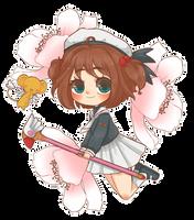 Card Captor Sakura by floradore