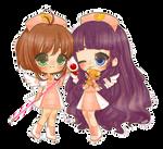 CCS Sakura and Tomoyo