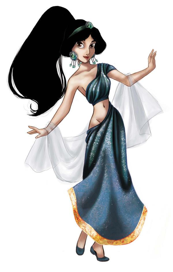 Jasmine by DiLeMnE