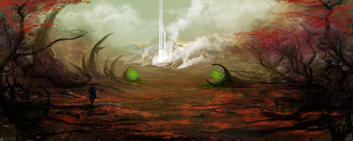 Wasteland by Lexandritte