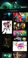 VibrantFX August PSD Pack by VFX-VibrantFX
