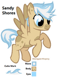 Sandy Shores Reference by MoonGazerThePony