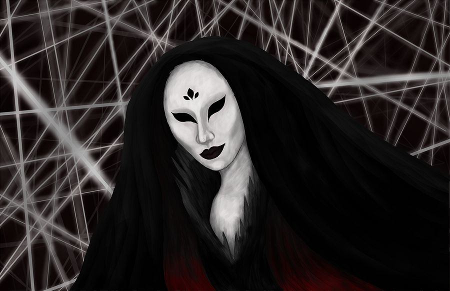 The Raven Queen by Redkitsune15