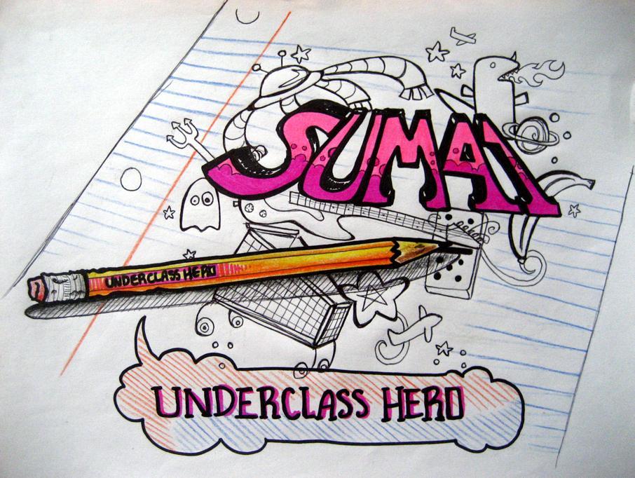 Sum 41 by x0xpokeyx0x