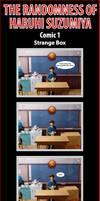Randomness of Haruhi Comic 1 by AnimatorAR