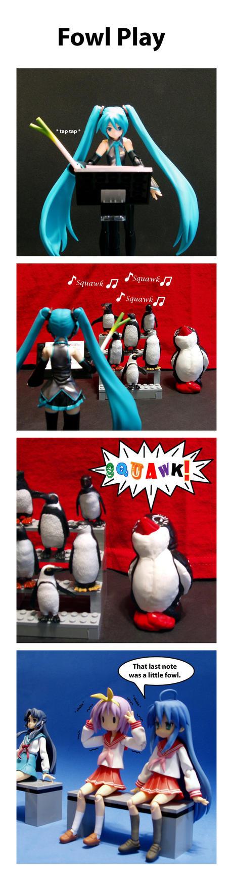Fowl Play by AnimatorAR