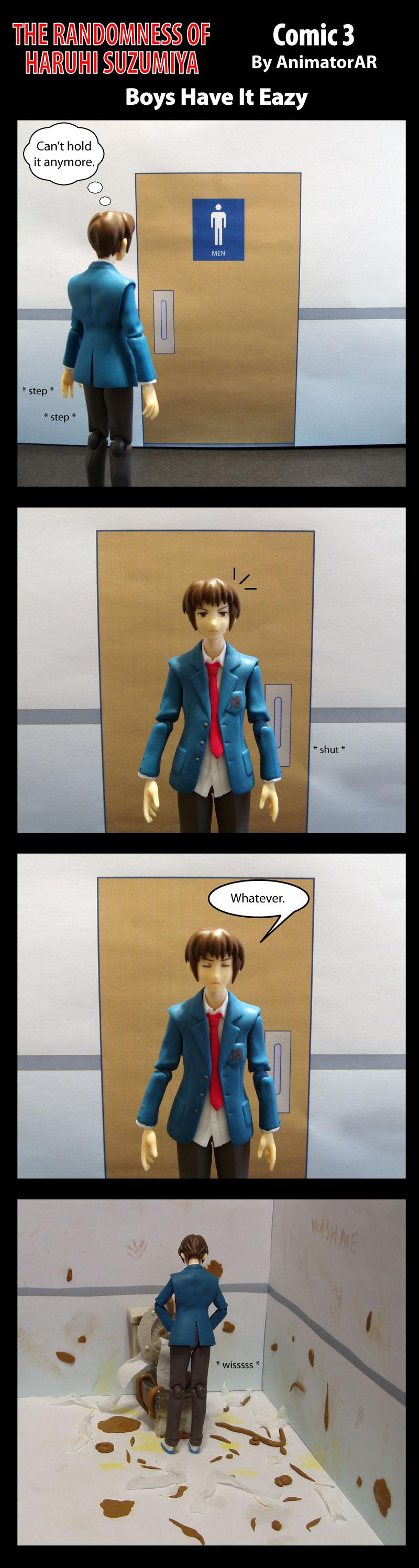 Boys Have It Easy by AnimatorAR