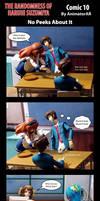 No Peeks About It by AnimatorAR