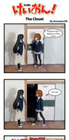 The Closet by AnimatorAR
