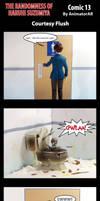 Courtesy Flush by AnimatorAR