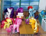 Pony Clubroom